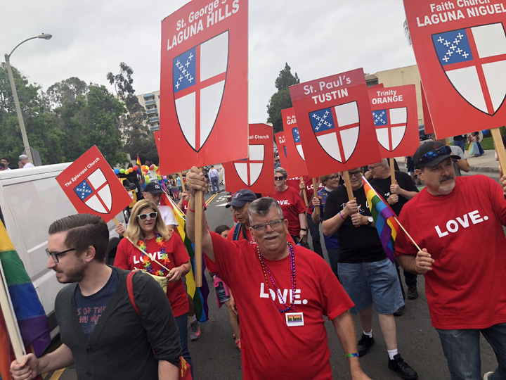 From the bishop: Arming ourselves with the power of love and justice