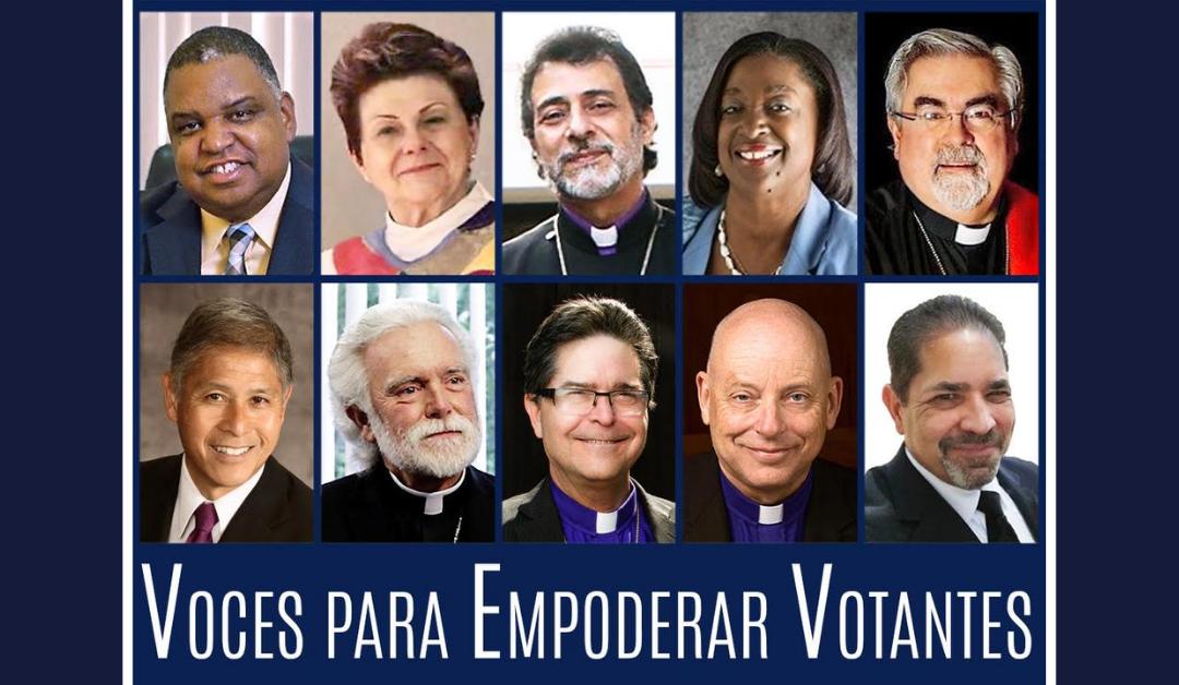 Votando por el Bien de Nuestro Prójimo: Un llamado Ecuménico a la Participación Cívica