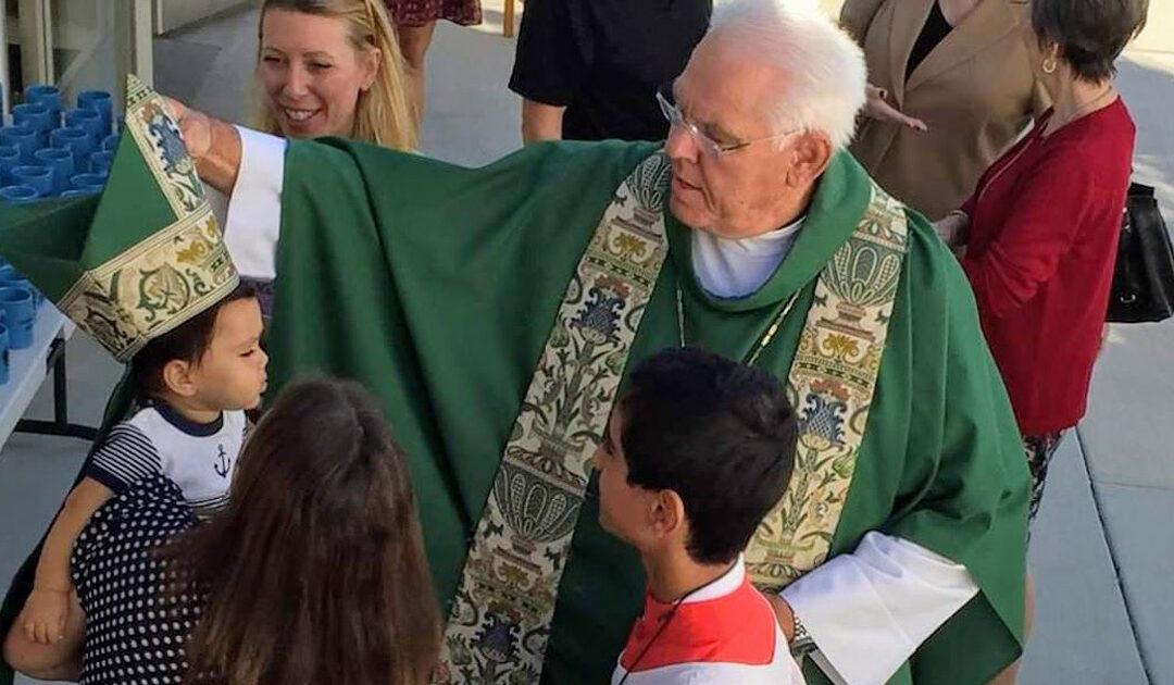 J. Jon Bruno, diocese's sixth bishop, dies at 74