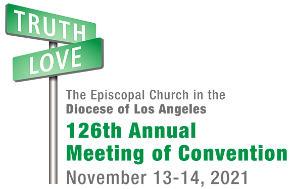 Diocesan Convention to be held in person Nov. 13 in Riverside, conclude with Eucharist on Nov. 14