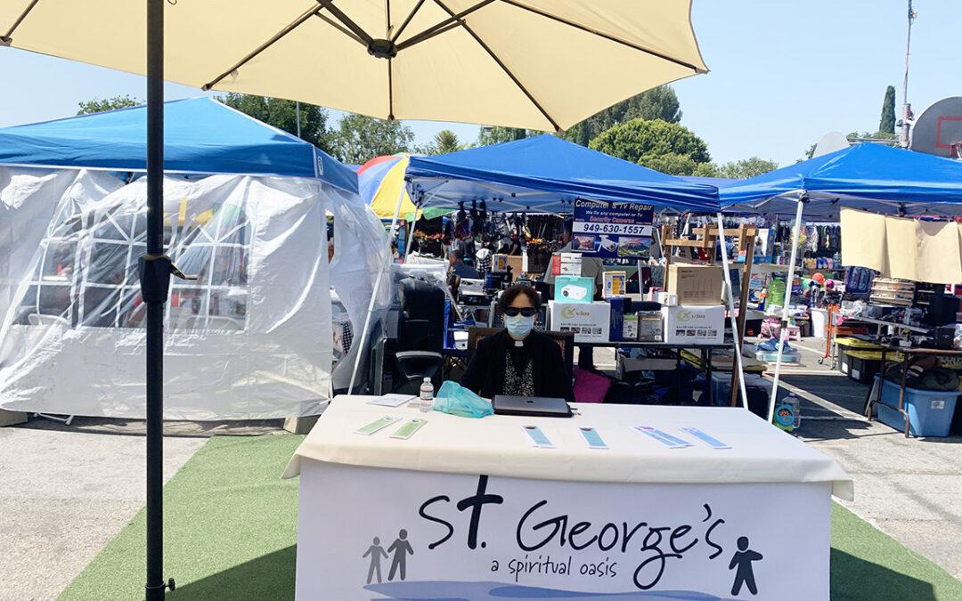 Open-air market at St. George's, Laguna Hills, saves livelihoods, brings neighborhood together